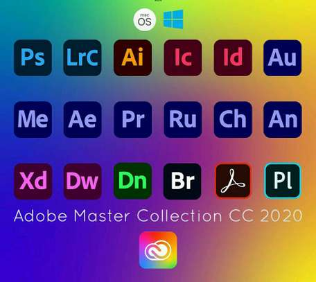 Adobe master collection activated image 1