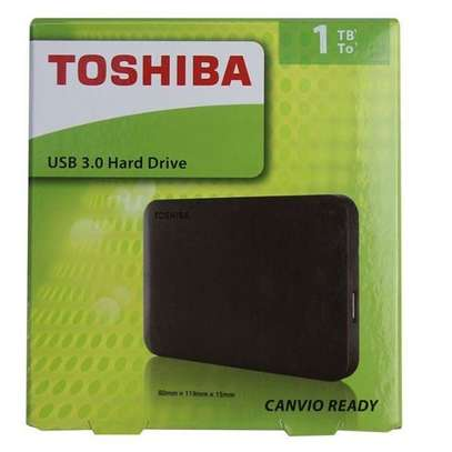 BRAND NEW TOSHIBA EXTERNAL HARD DISK FOR SALE