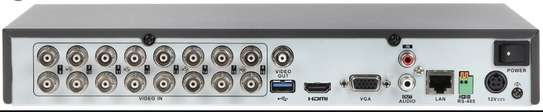 DS-7216HQHI-K1 (Turbo HD 4.0) |  ANALOG DVR | 16 CHANNEL | SECURITY VIDEO RECORDER image 2