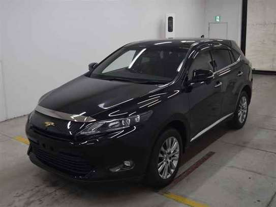 2014 Toyota Harrier image 6