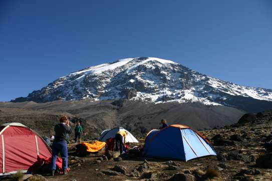 Kilimanjaro Machame  route 6 Days 5 Nights