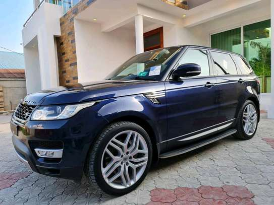 2014 Land Rover Range Rover Sport image 3