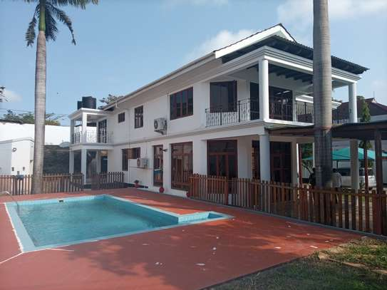 Bungalow Stand alone house For rent At oysterbay