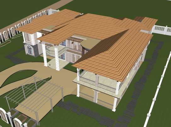 5 Bedroom House Mbweni Moga image 11