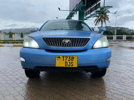 2003 Toyota Harrier image 7