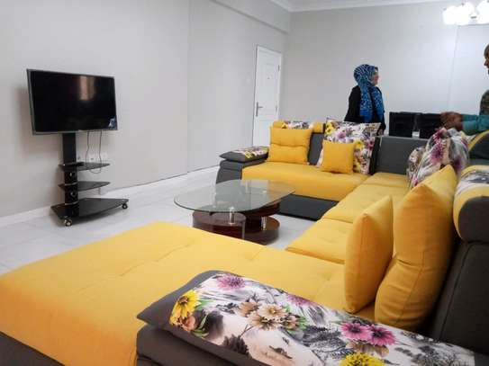 Apart ( UPANGA ) for rent fully furnished image 2