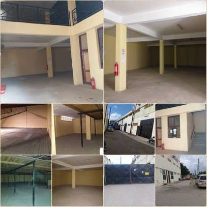 GODOWN FOR RENT AT CHANG'OMBE
