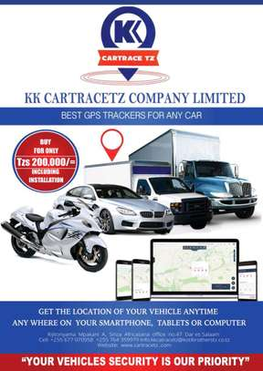 security GPS cartracker