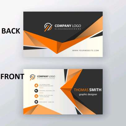Business Cards Printing- High quality image 1