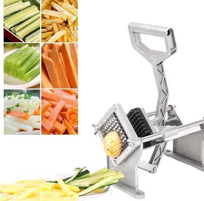 UPGRADED FRENCH FRIES CUTTER...300,000/= image 4