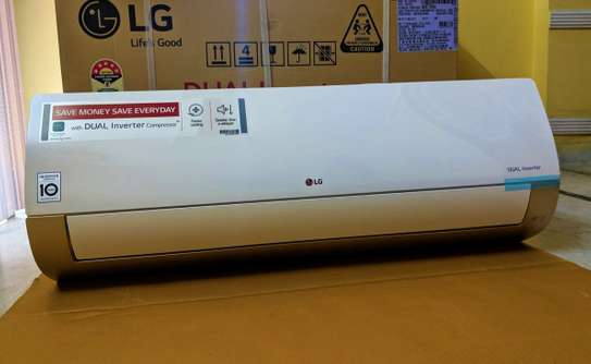 LG INVERTER AIR CONDITIONER