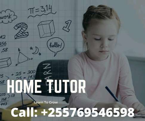 Home tutoring image 1