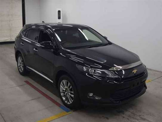 2014 Toyota Harrier image 1