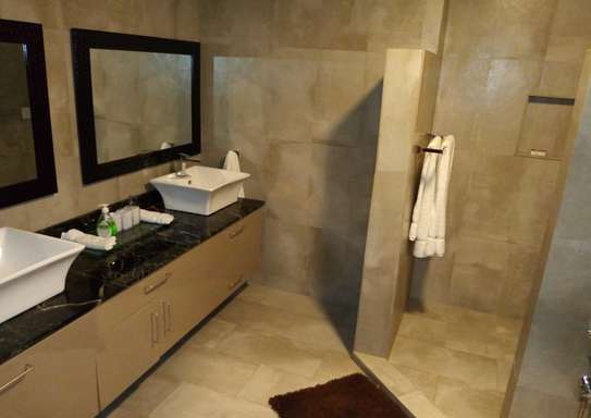 1 - 3 Bdrm Beach Apartments Full Furnished in Msasani Beach image 8