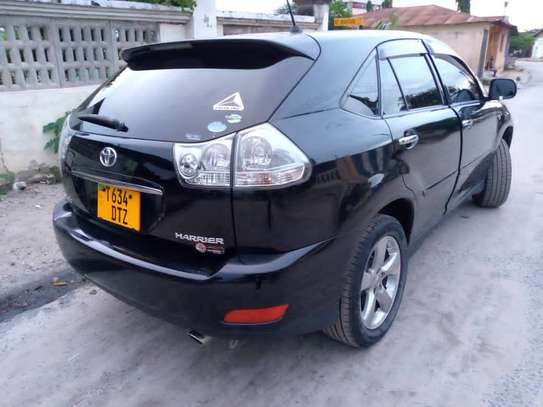 2007 Toyota Harrier image 5