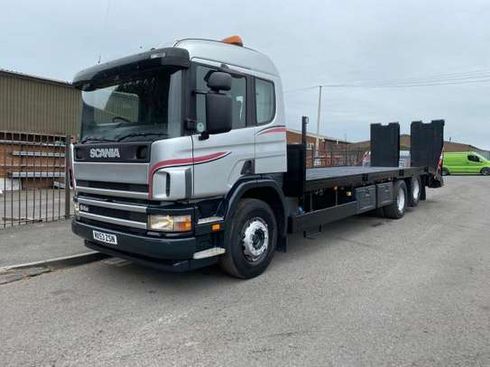 2003 Scania P94 300 6X2 FLATBED
