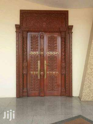 Zanzibar doors & carved furnitures image 1