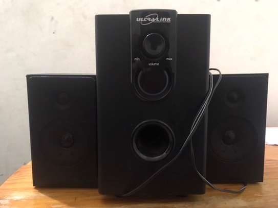 Ultralink speakers