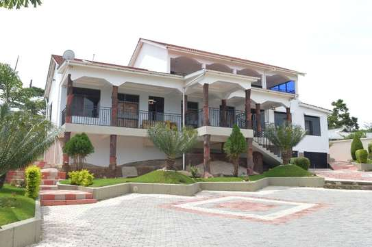 4 Bdrm House  in Bwiru,Mwanza, with a Beautiful lake view image 12