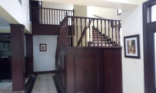 Three bedroom house for Rent (Mikocheni) with Servant quarter image 2