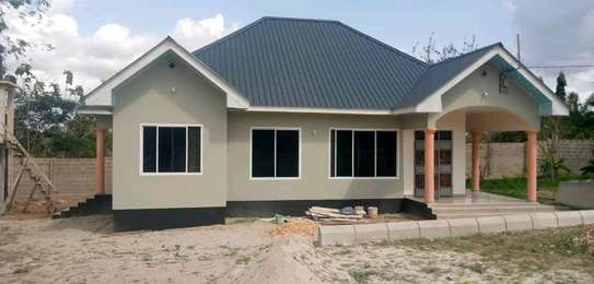 4 bdrms new House with Title Deed at Goba. image 1