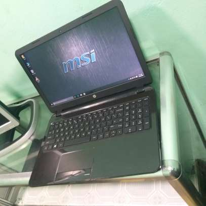 HP 15 Laptop 4GB RAM, 320HDD, 2.2GHz Intel Celeron