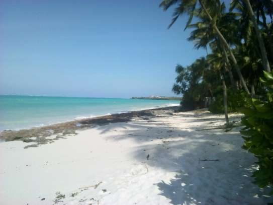 40,400 sqm SEAFRONT LAND FOR SALE-ZANZIBAR ISLAND