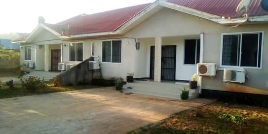 3 bed room house for sale at mbezi beach white sand image 1