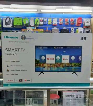 OFFER OFFER HISENSE SMART TV INCH 49 AVAILABLE image 1