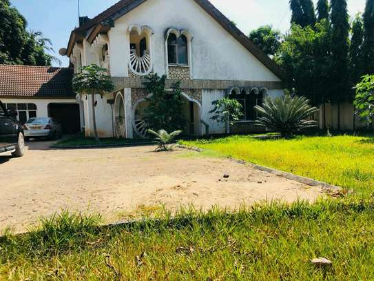 a house is for rent at mbezi beach