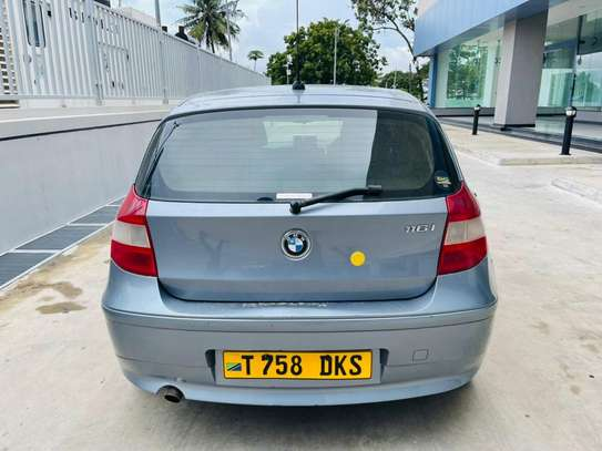 2005 BMW 1 Series image 1
