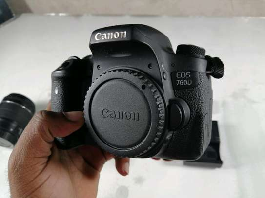 Canon EOS 760D Digital SLR Camera Kit with EF-S 18-55mm image 7