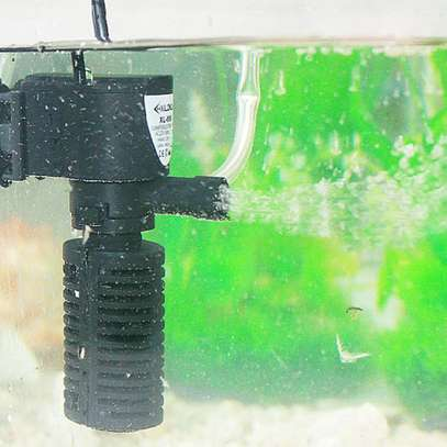 5W Submersible Aquarium Filter For Fish Tank