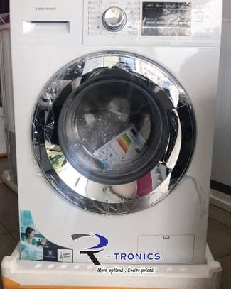Westpoint Front Load Automatic 6Kg Washing Machine
