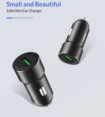 TOPK Quick Charge 3.0 Car Charger image 3