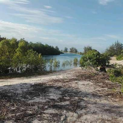 9 Acres of a Commercial Titled-Beach-Land at Mapinga Bagamoyo. image 4