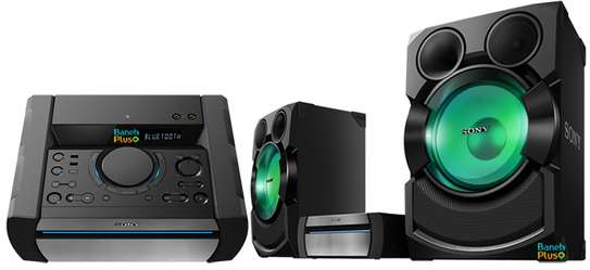 Sony Music Hi Fi Shake X70D -All-in- One System image 2