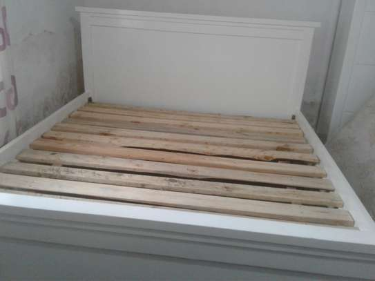Bed and Spring Mattress image 3