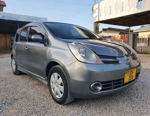 2006 Nissan Note image 2