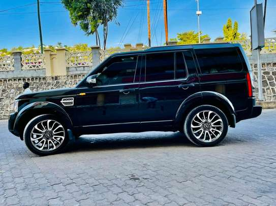 2009 Land Rover Discovery image 4