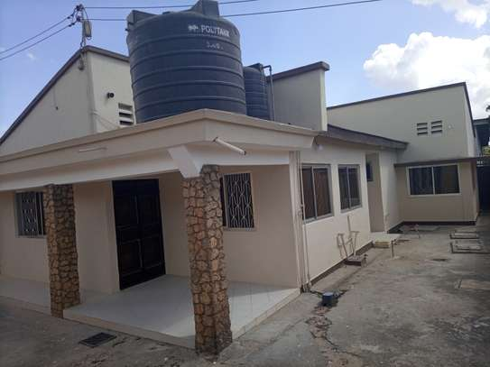 Stand alone house for rent at kinondoni