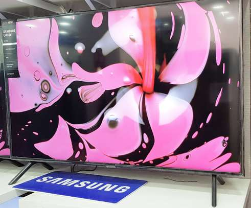 "SAMSUNG 43"" ULTRA  HD 4K SMART TV SERIES7 image 1"