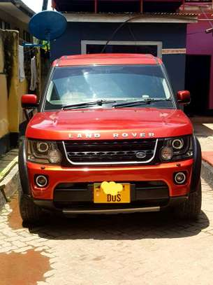 2010 Land Rover Discovery image 5