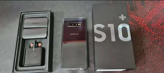 Samsung Galaxy S10+ (PLUS) Prism Black 128GB **UNLOCKED**