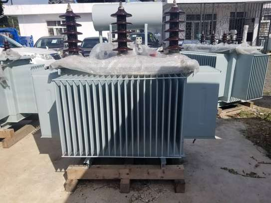 ELECTRIC TRANSFORMERS image 1