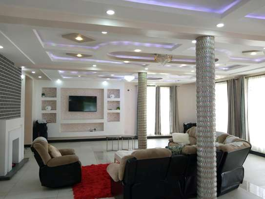 5 Bdrm Executive New Bungalow House Sqm 3500. in Mbezi Beach image 16