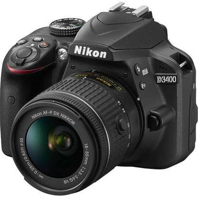 Nikon DSLR 3500 with 18-55mm Lens (Black)