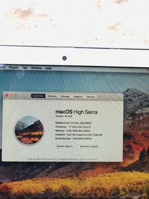 MacBook Air 2012 image 7