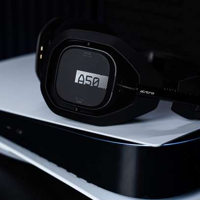 ASTRO Gaming A50 Wireless Gaming Headset + Charging Base Station, Gen 4, Dolby Audio image 2