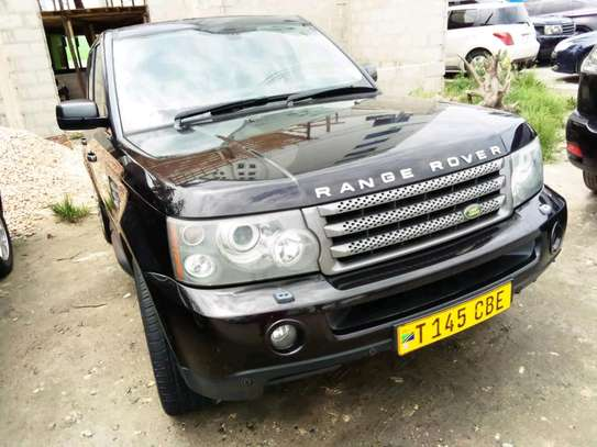 2009 Land Rover Range Rover image 3